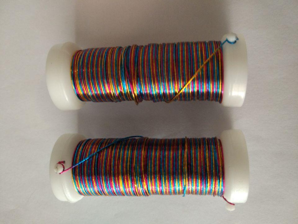 烤漆丝原材料及影响烤漆丝扭转性能的原因